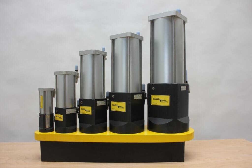 Foto alle cilinders