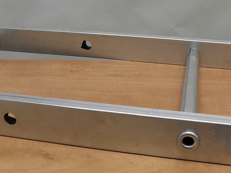 Aluminium ladder pons