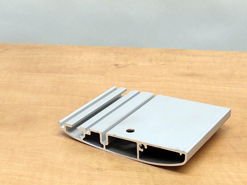 Aluminium profiel ponsen