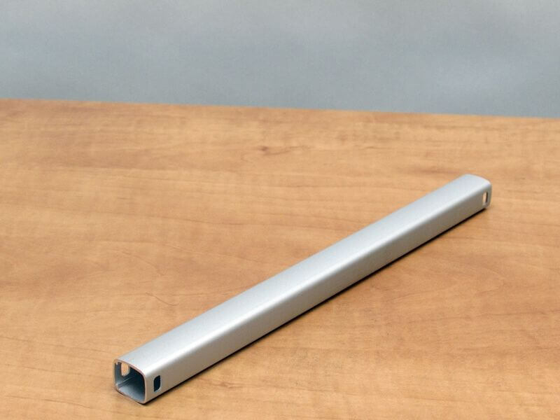 Aluminium sleufje pons