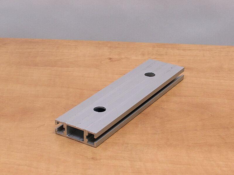 Aluminium stand profiel