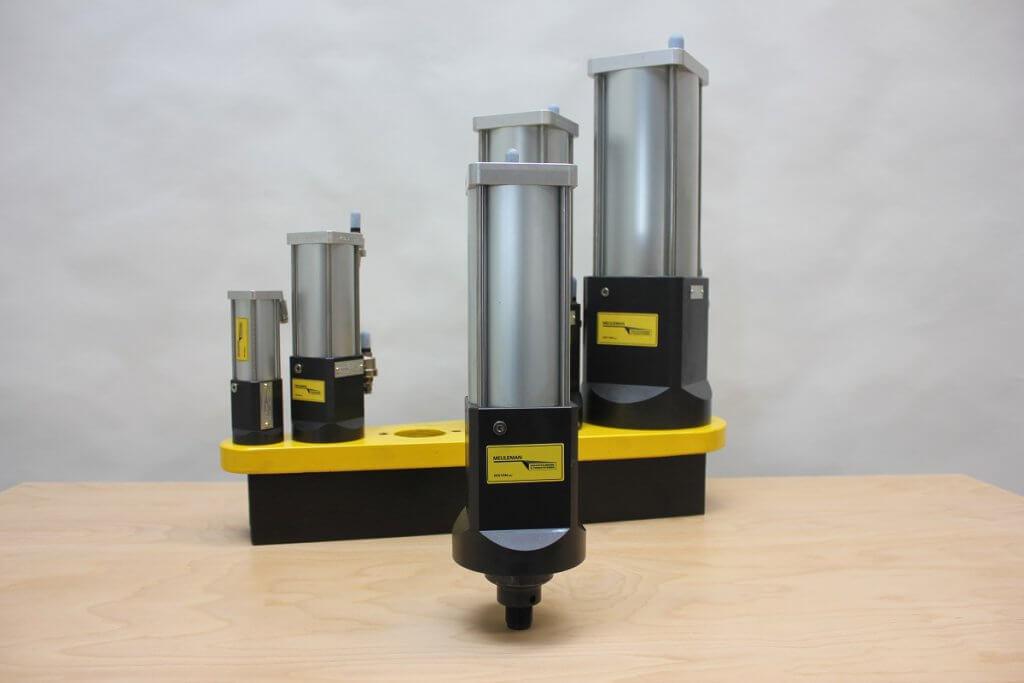 KC10 hydro-pneumatische krachtcilinder