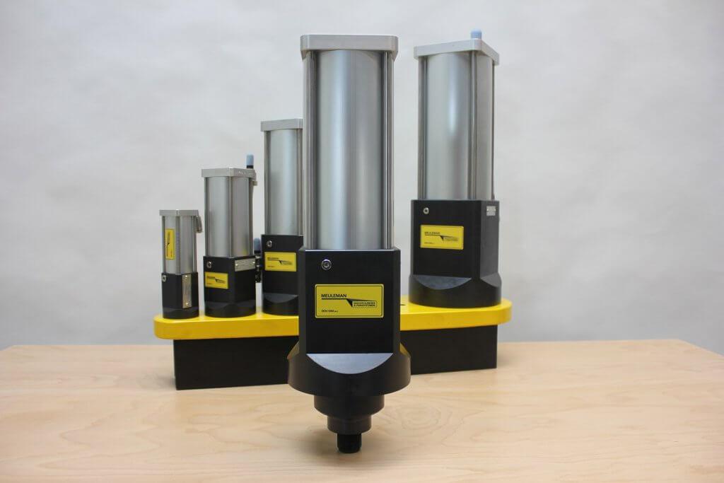KC20 hydro-pneumatische krachtcilinder
