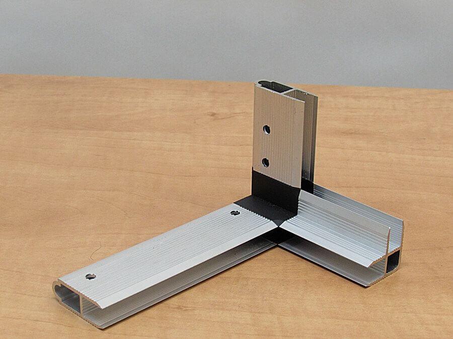 Aluminium koffer profiel