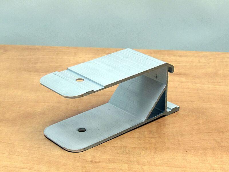 Aluminium radiusknipper
