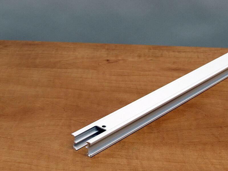 Aluminium rail ponsen